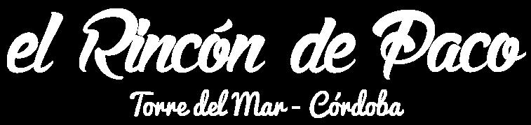RIncón de Paco Logo